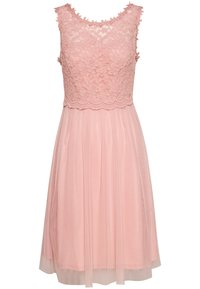 Vila - VILYNNEA DRESS - Occasion wear - light pink - 2