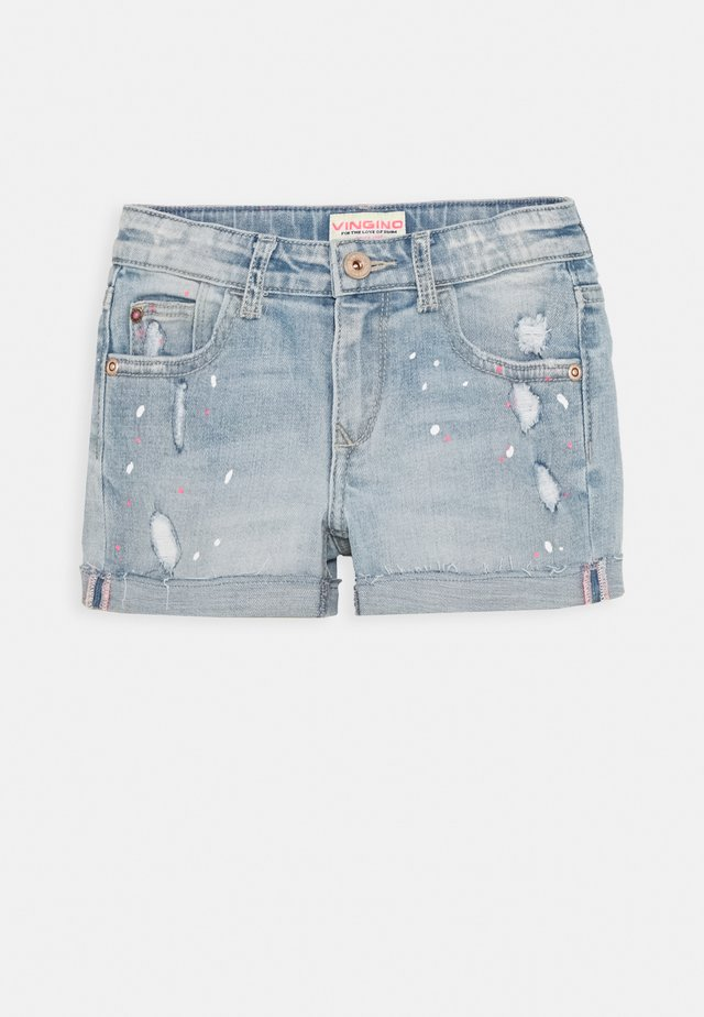 DAY - Denim shorts - light vintage
