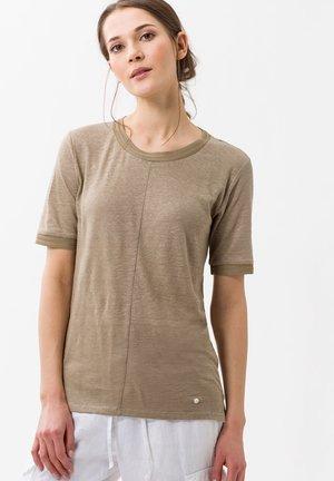STYLE CATHY - Basic T-shirt - khaki