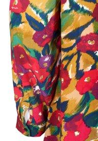 Zizzi - Button-down blouse - army - 6