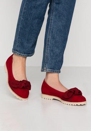 Ballet pumps - rubin