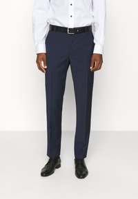 Calvin Klein Tailored - TROPICAL STRETCH SUIT - Completo - calvin navy - 4