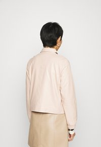 ALIGNE - CAMPBELL  - Leather jacket - buttermilk - 2