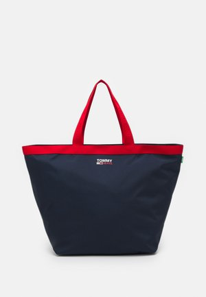 CAMPUS - Tote bag - blue