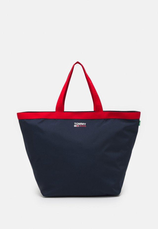 CAMPUS - Velká kabelka - blue
