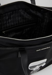 KARL LAGERFELD - Bolso shopping - black - 4