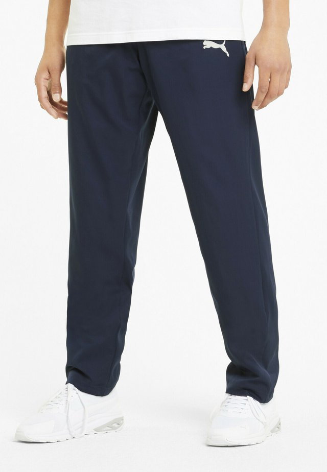 Outdoor trousers - peacoat
