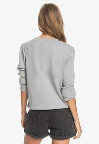 Roxy - Denim shorts - anthracite - 2