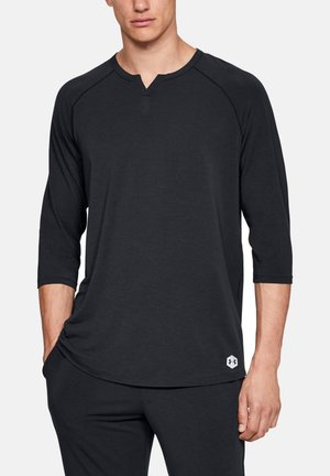 RECOVERY - Long sleeved top - black