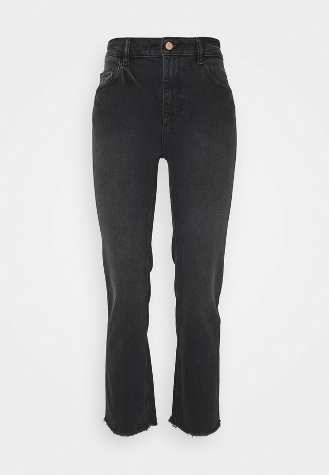 PATTI HIGH RISE - Bootcut jeans - corvus
