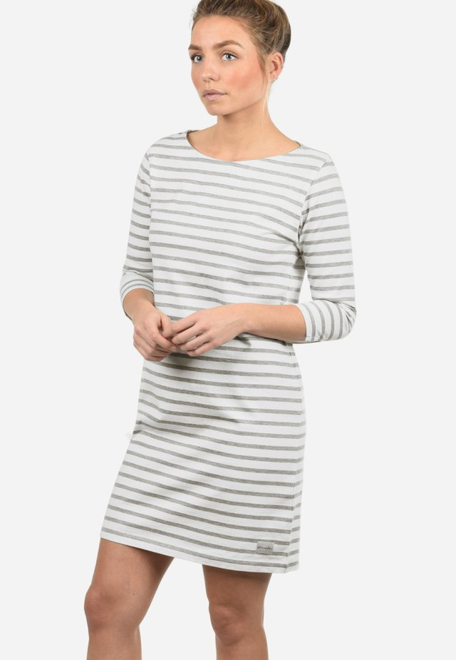 ENI - Jersey dress - light gray