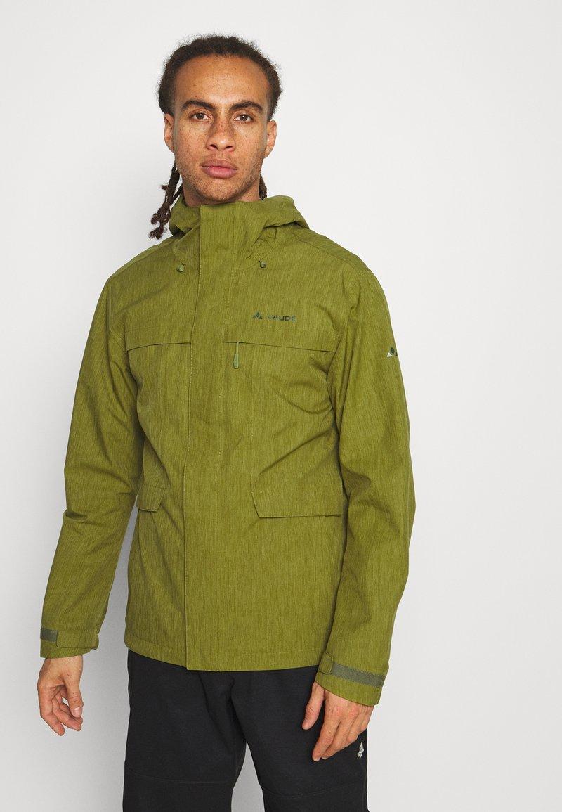 Vaude - ROSEMOOR JACKET - Waterproof jacket - bamboo