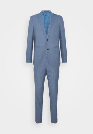 BLUE STRUCTURE SLIM FIT SUIT - Kostuum - mediterranien blue