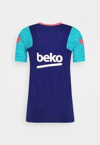 Nike Performance - FC BARCELONA  - Pelipaita - deep royal blue/light fusion red - 7