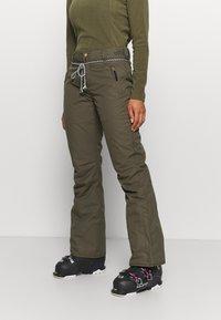 Brunotti - SUNLEAF WOMEN SNOWPANTS - Snow pants - sprout - 0