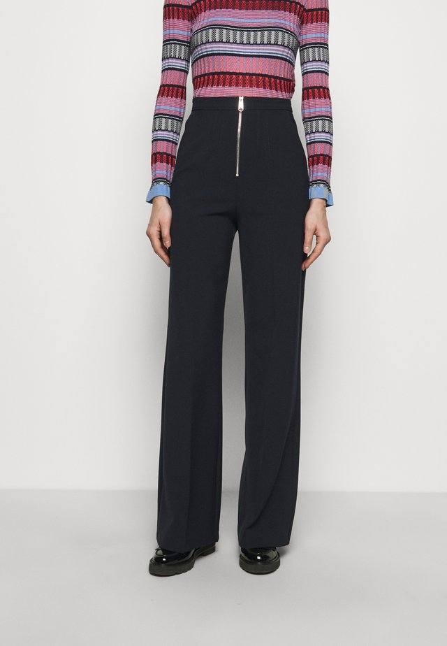 MORESCO - Broek - midnight blue