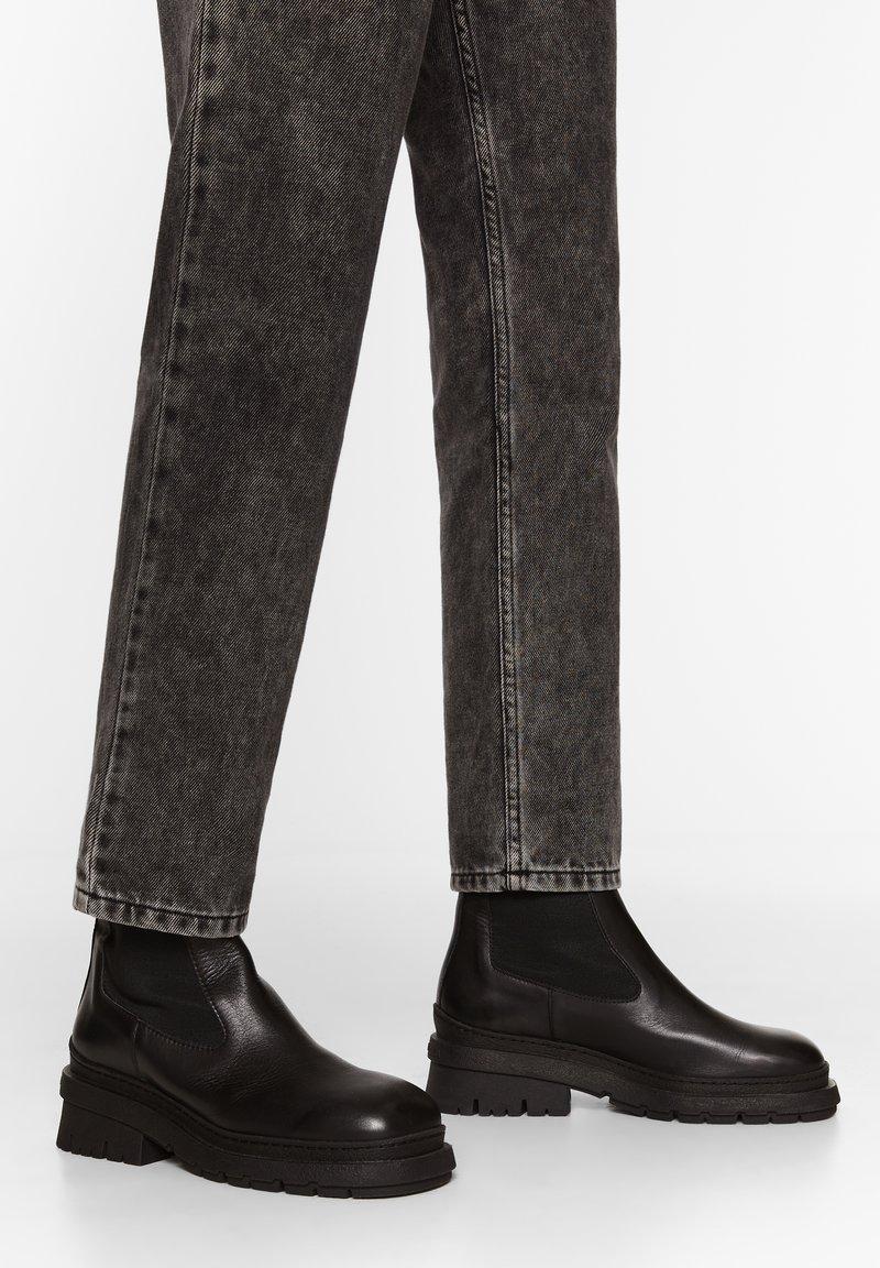 Bimba Y Lola - Classic ankle boots - black