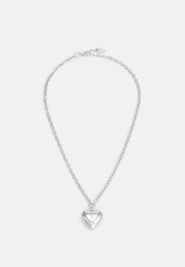 IS FOR LOVERS - Necklace - silver-coloured