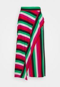 Diane von Furstenberg - CARSON STRIPE SKIRT - Maxi skirt - multi-coloured - 5