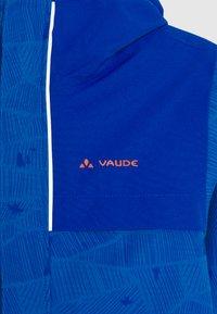 Vaude - KIDS SNOW CUP OVERALL  - Lyžařská kombinéza - radiate blue - 3