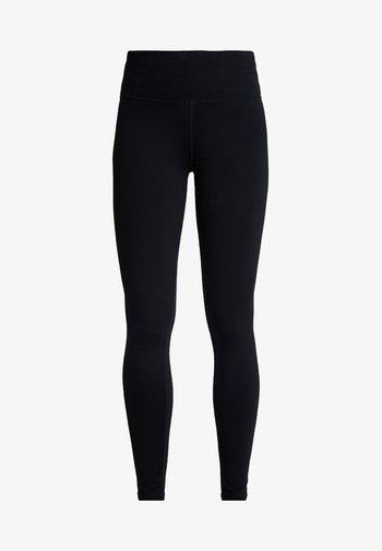 ACTIVE CORE - Leggings - black