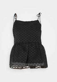 Bruuns Bazaar - DITTANY LENNY  - Top - black - 4