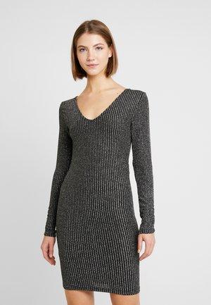 ONLKATTY SHORT DRESS - Etuikjoler - black