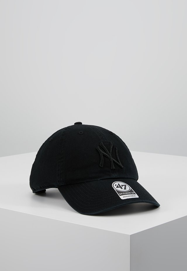 NEW YORK YANKEES CLEAN UP - Kšiltovka - black