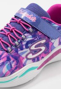 Skechers - POWER PETALS - Trainers - purple/multicolor - 5