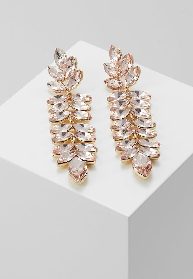 ALDO - HARPULIA - Boucles d'oreilles - blush/gold-coloured