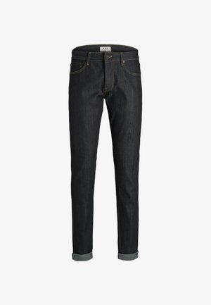 GLENN ROYAL - Slim fit jeans - blue denim