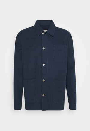 ROWAN OVERSHIRT - Shirt - navy