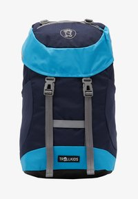 TrollKids - KIDS FJELL PACK 20L - Mochila - navy/light blue - 1