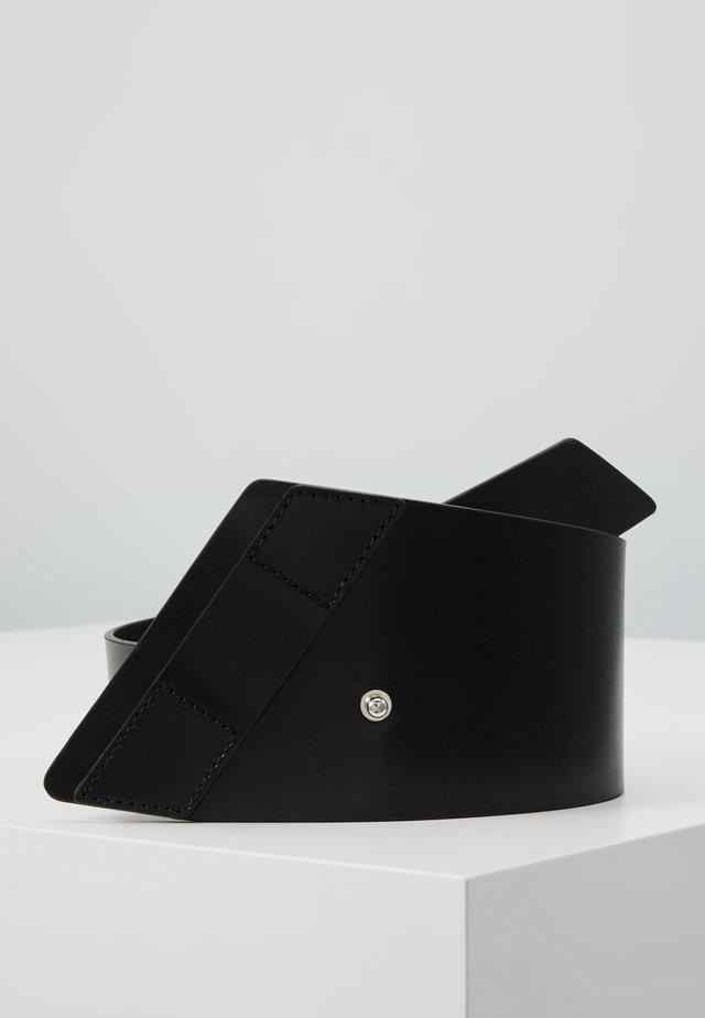 Midjeskärp - black