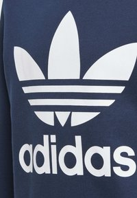 adidas Originals - TREFOIL CREW SWEATSHIRT - Sweater - blue - 2