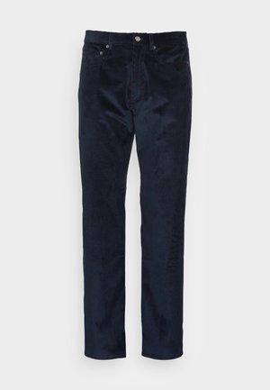 COLT TROUSERS - Pantalon classique - navy