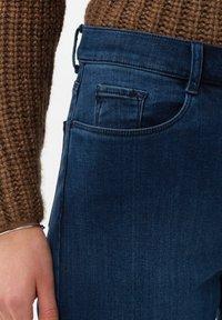 BRAX - STYLE CAROLA - Straight leg jeans - used regular blue - 3
