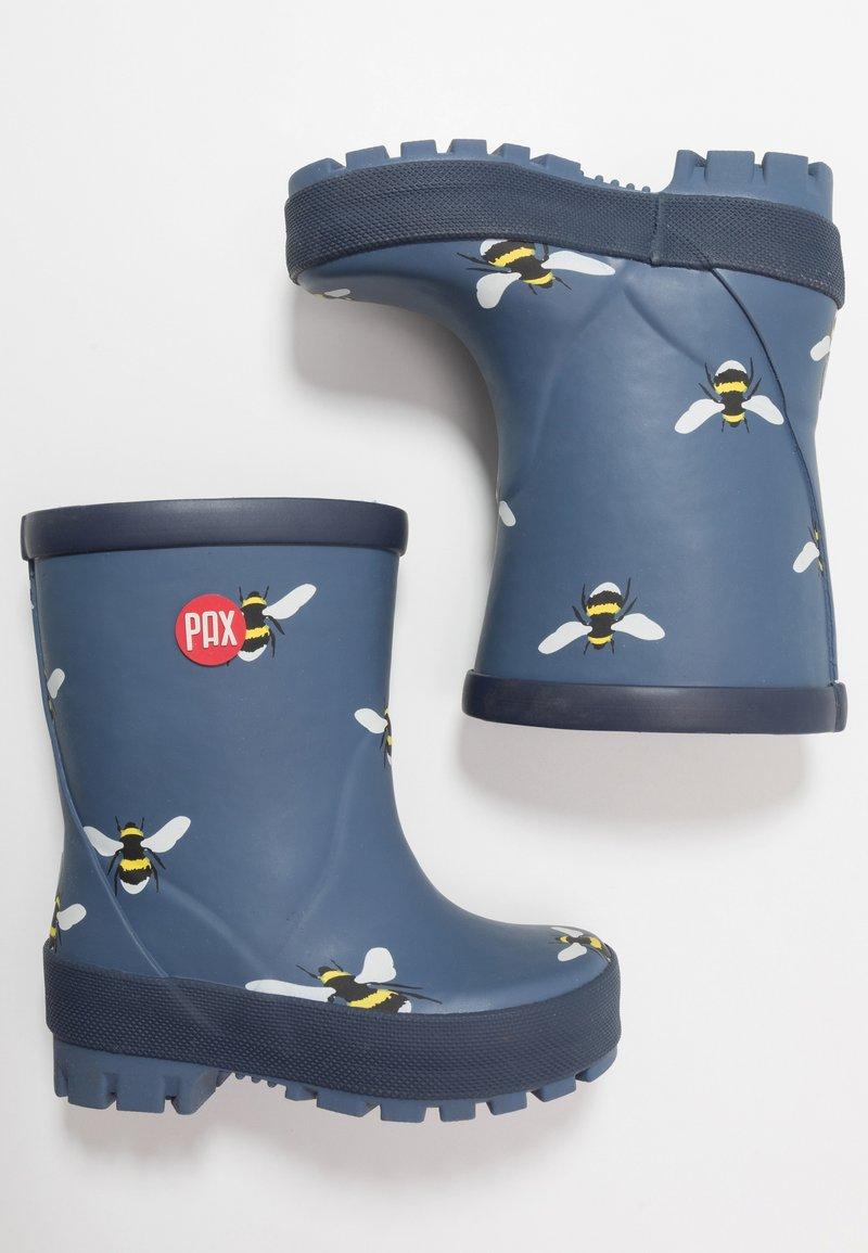 Pax - BUMLEBEE - Botas de agua - blue
