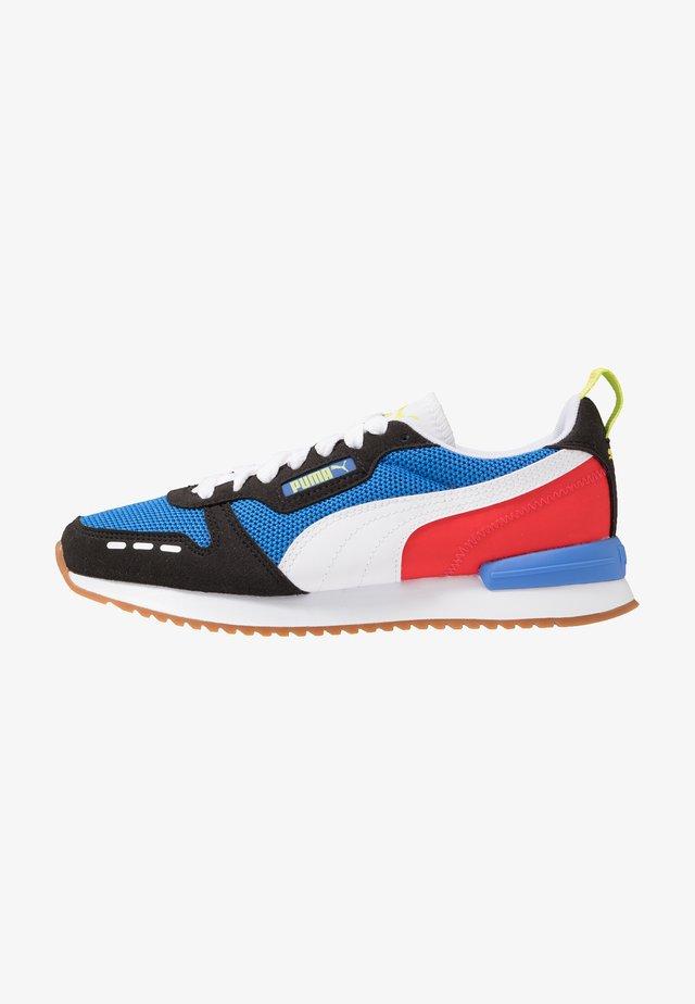 R78 UNISEX - Trainers - palace blue/black/white