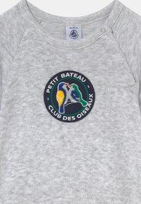 Petit Bateau - COMBICOURT - Jumpsuit - white/dark blue - 2