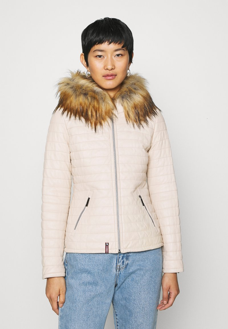 Oakwood - FURY - Winter jacket - ivory
