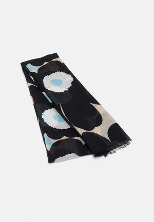 FIORE PIENI UNIKKO SCARF - Scarf - off-white/black/blue