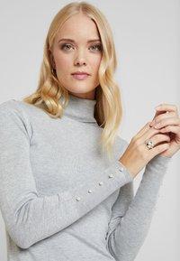 Anna Field - Jumper - mid grey melange - 3