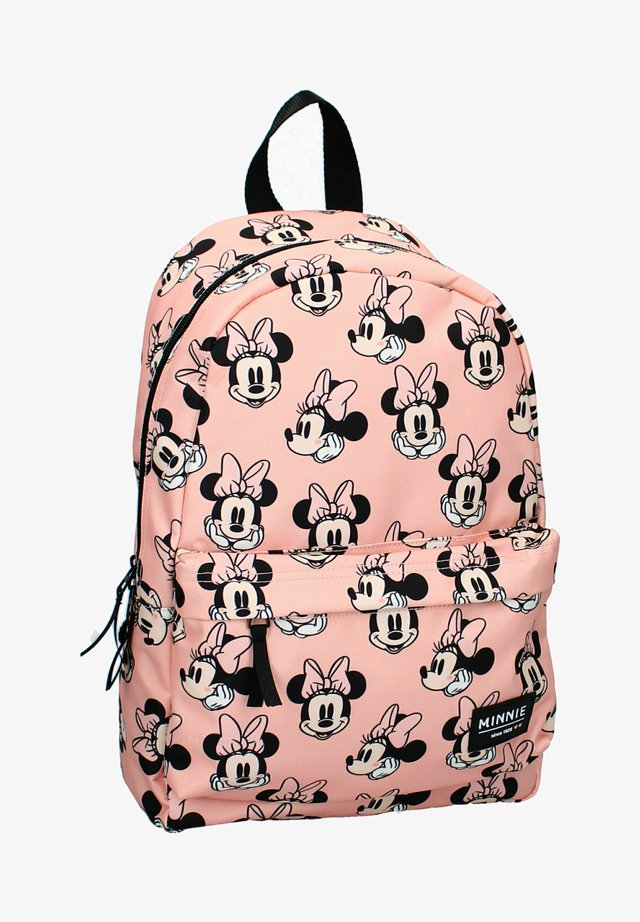 MINNIE MOUSE REALLY GREAT - Ryggsäck - pink