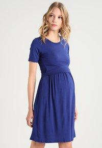 Envie de Fraise - LIMBO - Jersey dress - deep blue - 0