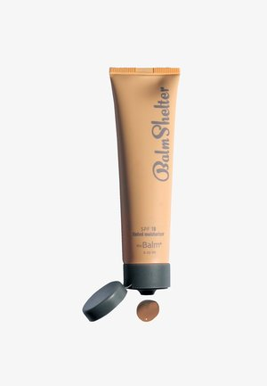 BALMSHELTER TINTED MOISTURIZER SPF18 - Tinted moisturiser - after dark
