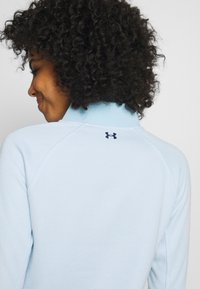 Under Armour - STORM 1/2 ZIP - Pullover - blue frost/blue ink - 4
