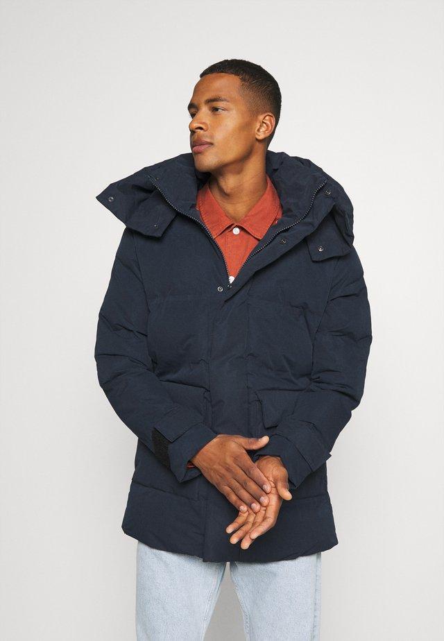 JORRUN PUFFER - Winter coat - navy blazer