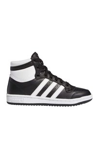 adidas Originals - TOP TEN SPORTS STYLE MID SHOES - High-top trainers - black - 5