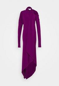 Vivienne Westwood - TIMANS DRESS - Robe longue - purple - 0